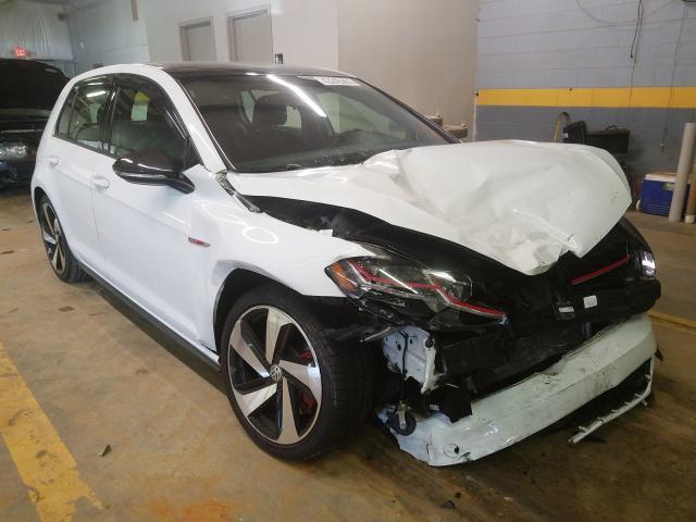 2018 Volkswagen GTI S en venta en Mocksville, NC