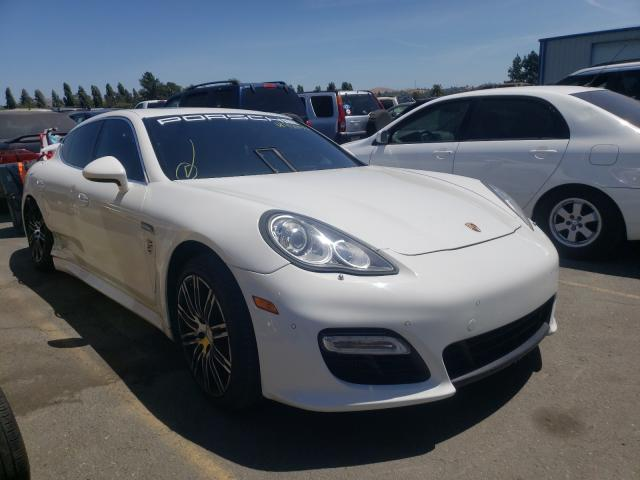 Salvage cars for sale from Copart Vallejo, CA: 2012 Porsche Panamera
