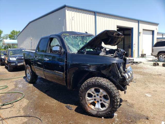 Salvage cars for sale at Harleyville, SC auction: 2011 Chevrolet Silverado