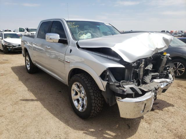 Salvage cars for sale from Copart Amarillo, TX: 2016 Dodge 1500 Laram