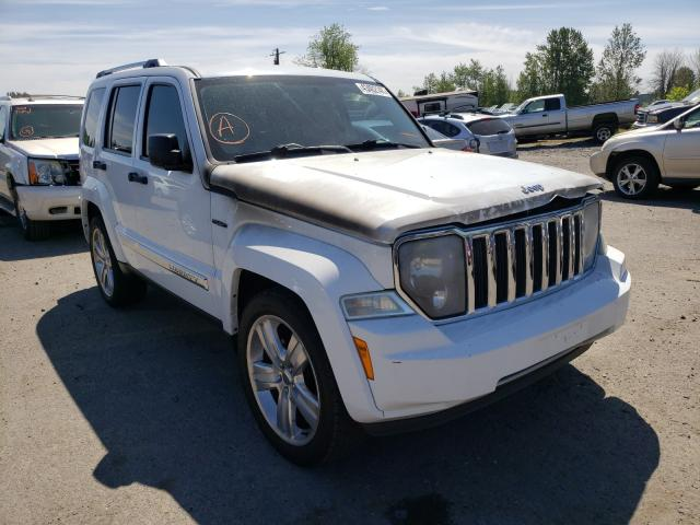 Burn Engine Cars for sale at auction: 2012 Jeep Liberty JE