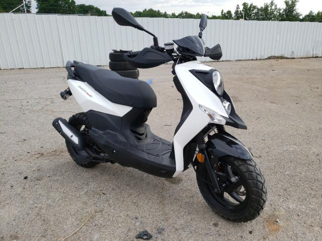 Lancia Scooter salvage cars for sale: 2021 Lancia Scooter
