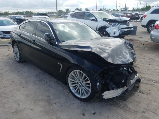 BMW Vehiculos salvage en venta: 2015 BMW 428 I Gran