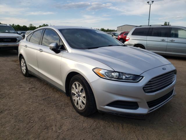 Vehiculos salvage en venta de Copart Louisville, KY: 2013 Ford Fusion S