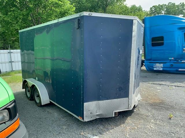 Salvage 2019 COTTRELL CARGO - Small image. Lot 42966001