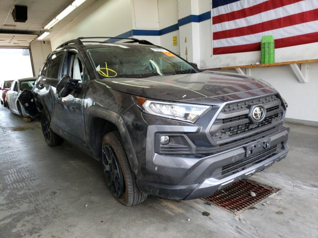 Salvage cars for sale from Copart Pasco, WA: 2020 Toyota Rav4 Adven