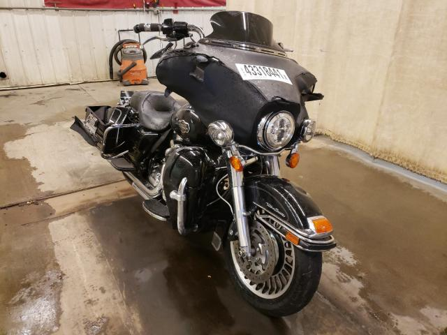 Salvage cars for sale from Copart Avon, MN: 2013 Harley-Davidson Flhtcu ULT