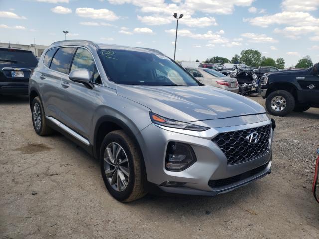 2020 Hyundai Santa FE S en venta en Indianapolis, IN