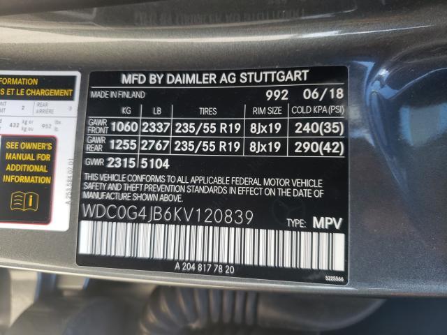 WDC0G4JB6KV120839