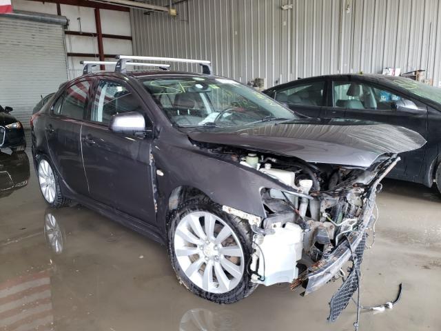 Mitsubishi Vehiculos salvage en venta: 2010 Mitsubishi Lancer GTS