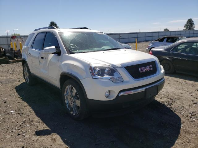 Salvage cars for sale from Copart Airway Heights, WA: 2010 GMC Acadia SLT