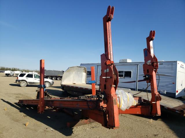 Other salvage cars for sale: 2000 Other Frame Mach
