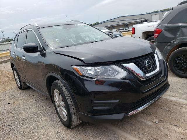 Salvage cars for sale from Copart Oklahoma City, OK: 2020 Nissan Rogue S
