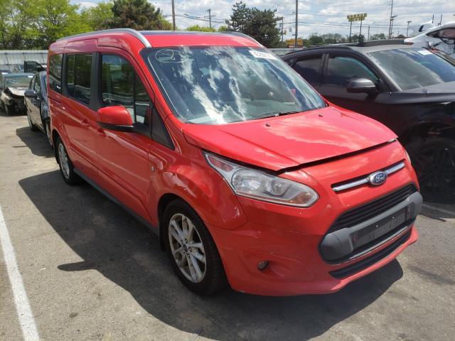 2014 Ford Transit CO en venta en Moraine, OH