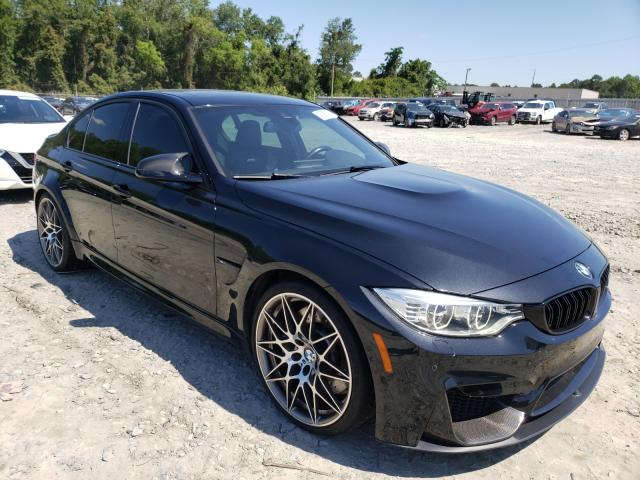 Salvage cars for sale from Copart Tifton, GA: 2017 BMW M3