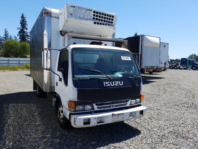 Isuzu salvage cars for sale: 2000 Isuzu NPR