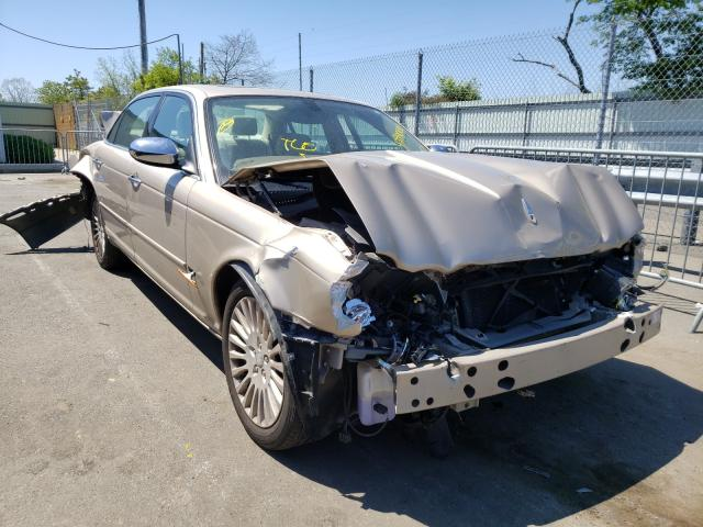 Jaguar salvage cars for sale: 2005 Jaguar Vandenplas