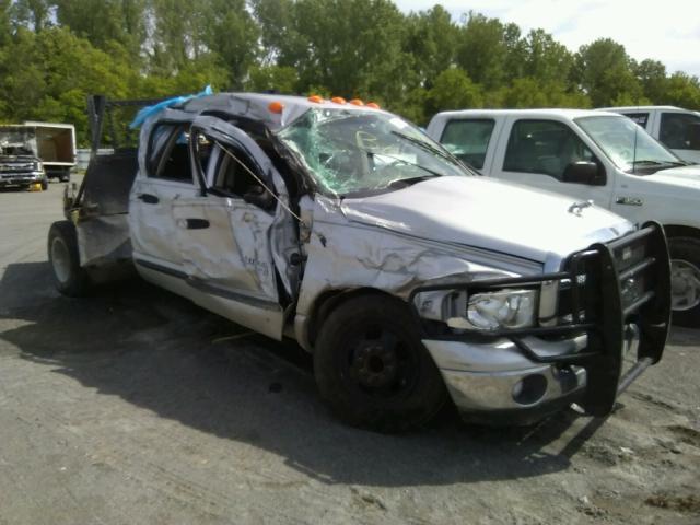 Salvage trucks for sale at Alorton, IL auction: 2005 Dodge RAM 3500 S