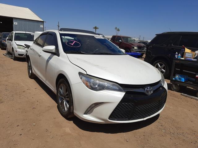Vehiculos salvage en venta de Copart Phoenix, AZ: 2015 Toyota Camry LE