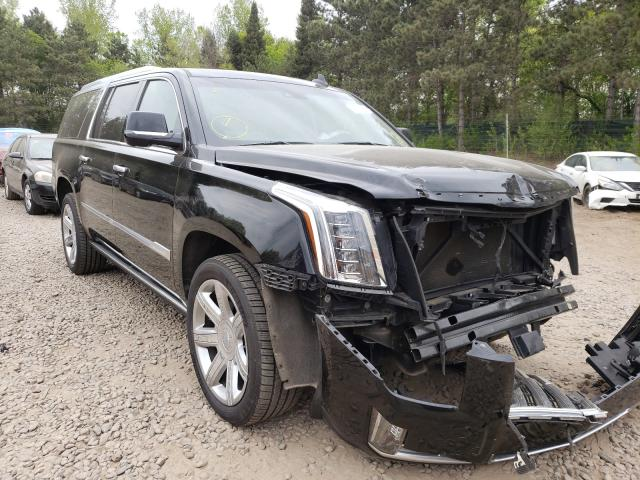 Cadillac salvage cars for sale: 2015 Cadillac Escalade E