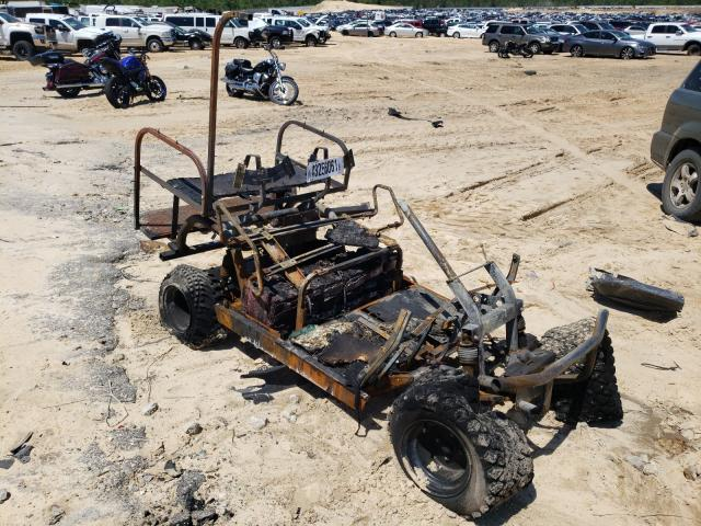 Salvage cars for sale from Copart Gaston, SC: 2003 Yamaha Golf Cart
