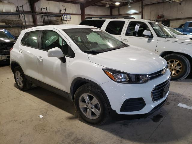 Salvage cars for sale from Copart Eldridge, IA: 2018 Chevrolet Trax LS