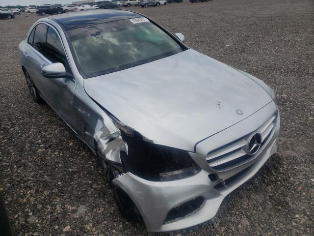 Mercedes-Benz salvage cars for sale: 2016 Mercedes-Benz C300