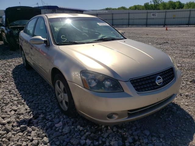 Salvage cars for sale from Copart Hueytown, AL: 2005 Nissan Altima S