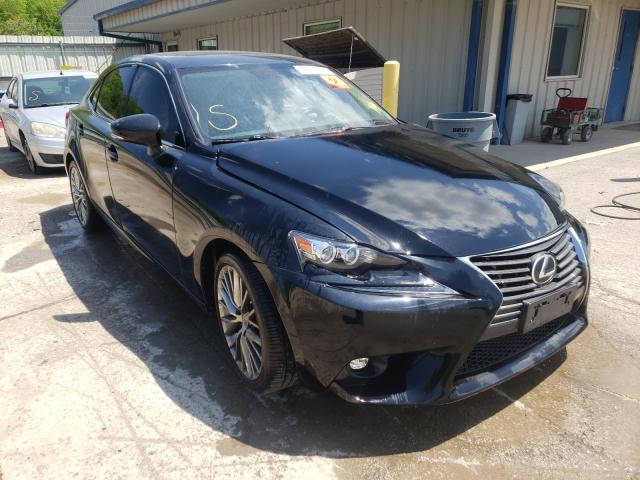 Salvage 2015 LEXUS IS - Small image. Lot 43272011
