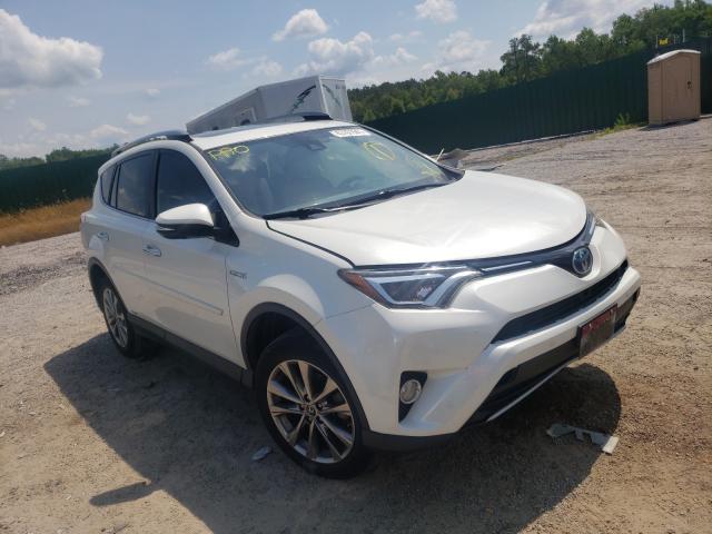 Carros híbridos a la venta en subasta: 2017 Toyota Rav4 HV LI