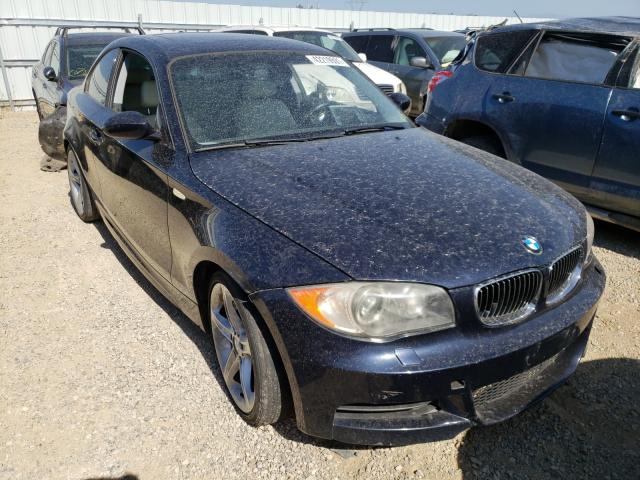 Salvage cars for sale from Copart Anderson, CA: 2008 BMW 135 I