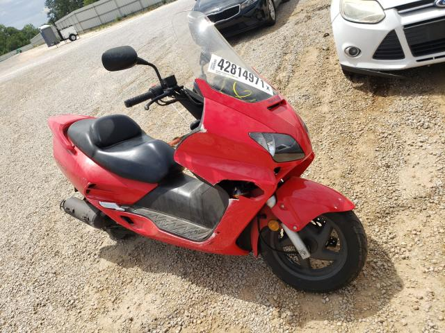 Salvage motorcycles for sale at Theodore, AL auction: 2004 Honda NSS250