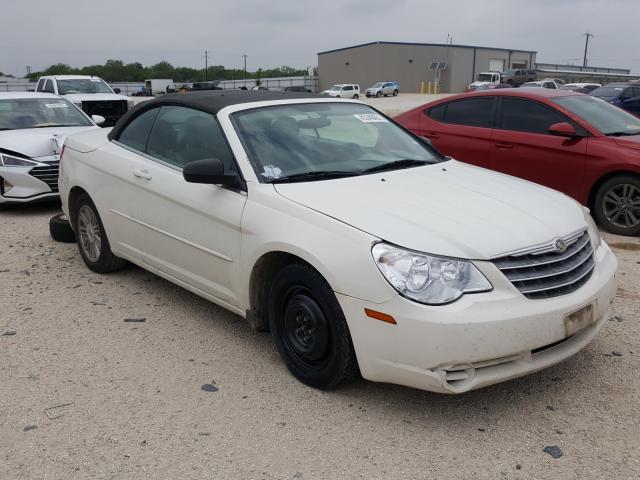 Chrysler salvage cars for sale: 2008 Chrysler Sebring