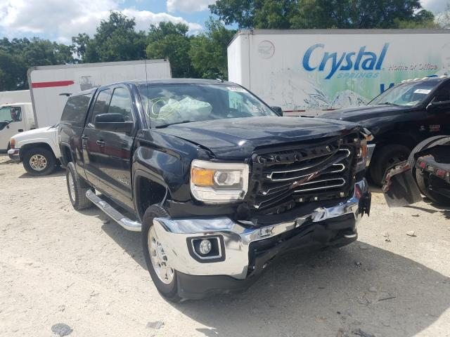 Salvage cars for sale from Copart Ocala, FL: 2015 GMC Sierra K25