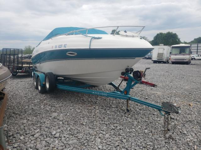 Upcoming salvage boats for sale at auction: 1996 Four Winds 225 Sundow