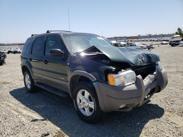 Ford Escape salvage cars for sale: 2001 Ford Escape