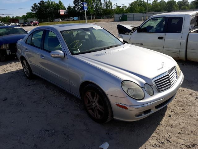 Mercedes-Benz salvage cars for sale: 2006 Mercedes-Benz E 350