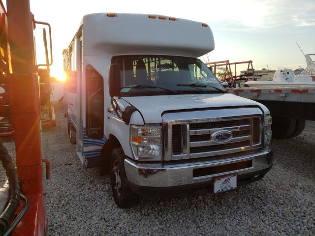 Salvage 2013 FORD ECONOLINE - Small image. Lot 43139071
