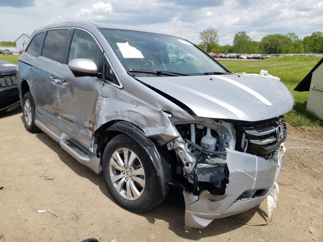 2016 Honda Odyssey EX for sale in Columbia Station, OH
