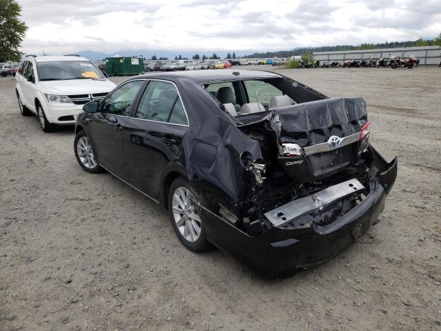 2014 Toyota Camry Hybr 2.5L, VIN: 4T1BD1FK2EU******, аукцион: COPART, номер лота: 43695051