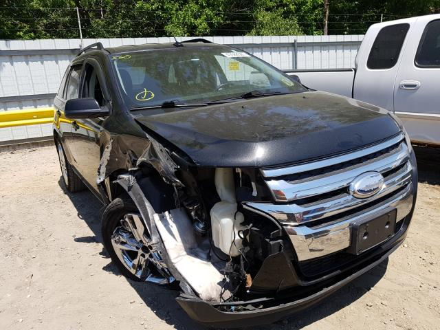 Salvage cars for sale from Copart Glassboro, NJ: 2013 Ford Edge Limited