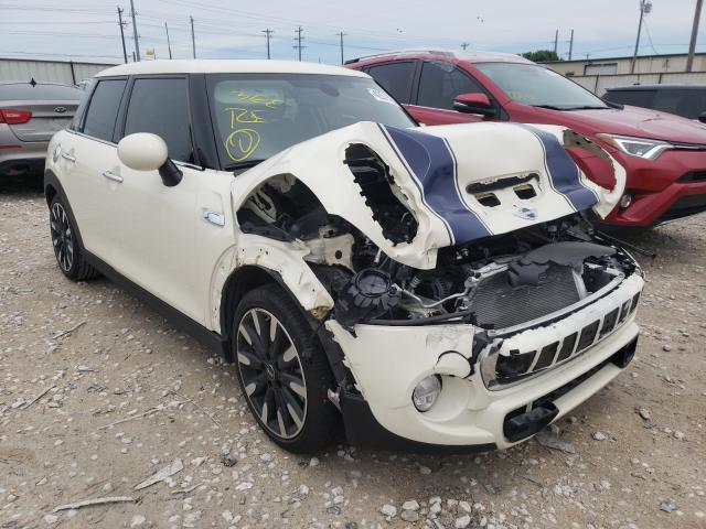 Salvage cars for sale from Copart Haslet, TX: 2017 Mini Cooper S
