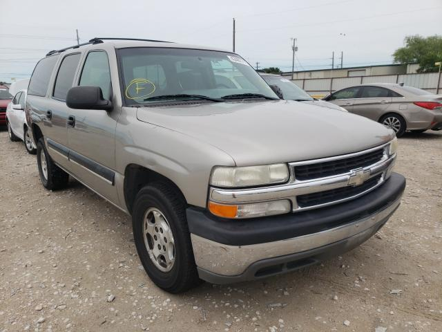 Salvage cars for sale from Copart Haslet, TX: 2001 Chevrolet Suburban C