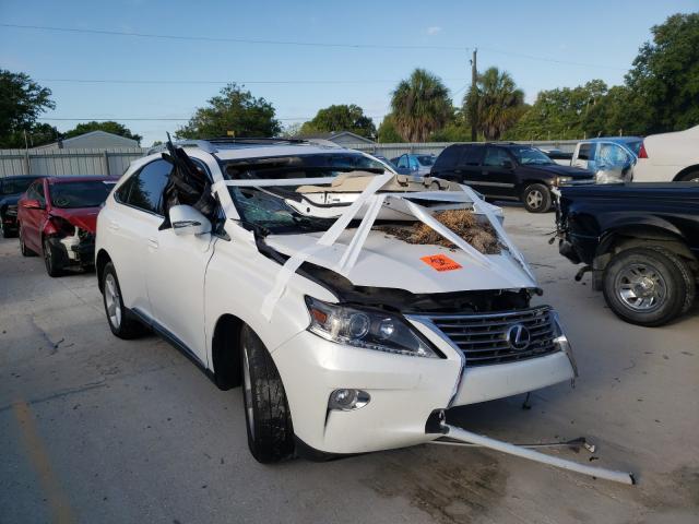 Lexus Vehiculos salvage en venta: 2015 Lexus RX 350 Base