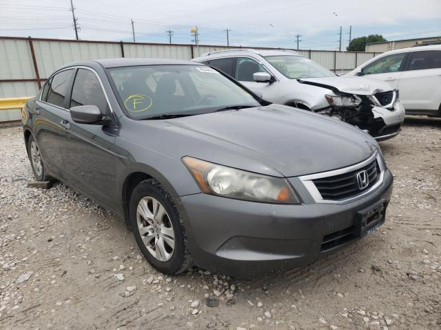 Salvage cars for sale from Copart Haslet, TX: 2010 Honda Accord LXP