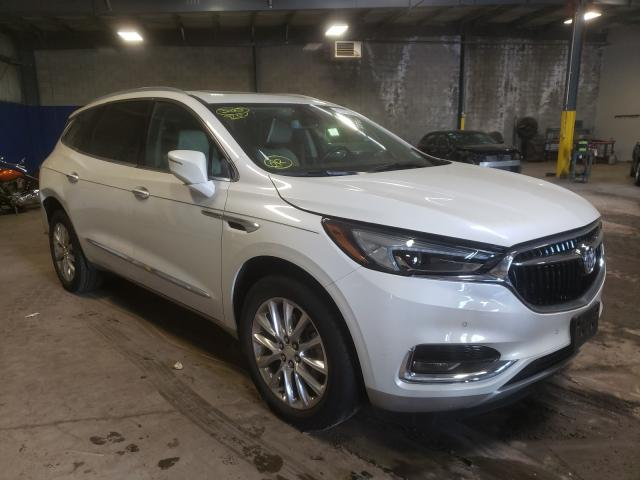 Salvage cars for sale from Copart Chalfont, PA: 2018 Buick Enclave PR