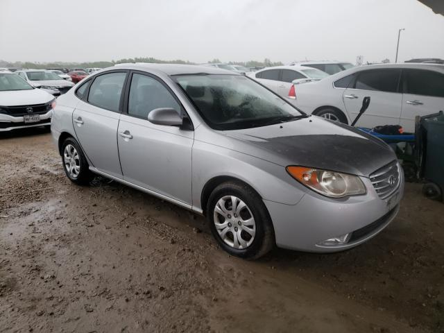 Salvage cars for sale from Copart Temple, TX: 2010 Hyundai Elantra BL