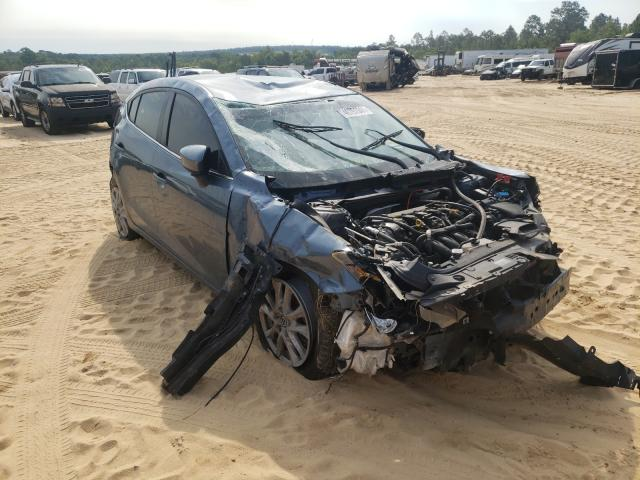 Salvage cars for sale at Gaston, SC auction: 2014 Mazda 3 Touring