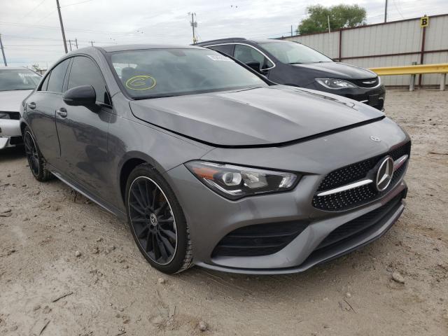 Vehiculos salvage en venta de Copart Haslet, TX: 2020 Mercedes-Benz CLA 250