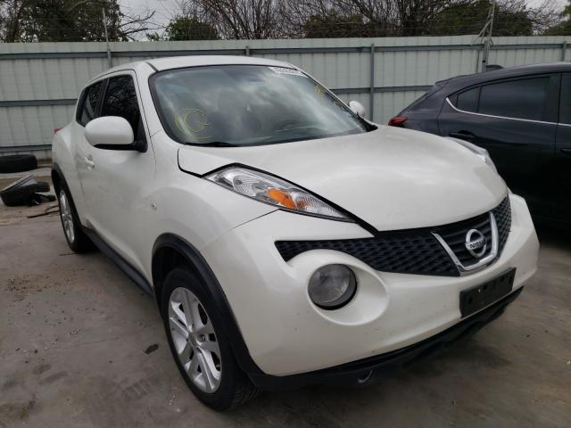 Salvage cars for sale from Copart Corpus Christi, TX: 2013 Nissan Juke S